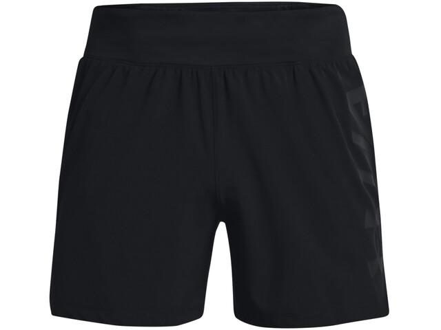Under Armour Speedpocket 5'' Shorts Men, czarny